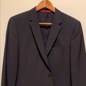 Hugo Boss Navy Blazer (red label)